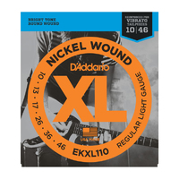 D'Addario EXL110 Nickel Wound, 10-46